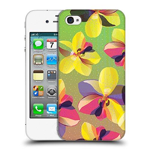 Ufficiale Turnowsky Margherita Delicata Nebbia Cover Retro Rigida per Apple iPhone 6 Plus / 6s Plus Orchidea