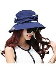 360Grad UV Sun Protection faltbar Breite Krempe Visier abnehmbarer Schleier Summer Sun Hat Cap leicht atmungsaktiv Outdoor multifunktionale Fisherman Hat Topee UV50+ für Frauen Damen
