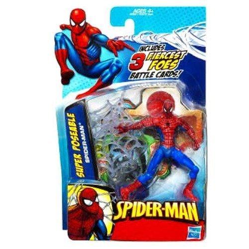 Hasbro - Figurine spiderman 2010 super poseeable