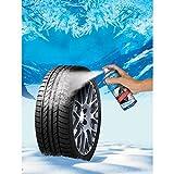 Gomma da neve spray ! per aumentare il grip sulle gomme auto moto camper furgone Gomma da neve spray Nook Spray Snow Chain