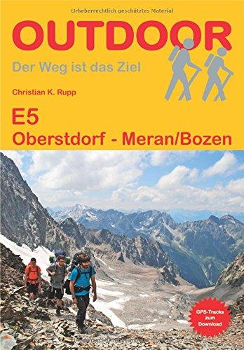 Download E 5 Oberstdorf - Meran/Bozen (Der Weg ist das Ziel)
