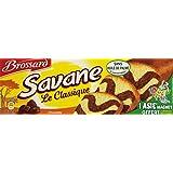 Brossard Savane Le classique Gâteau Marbré au Chocolat L'Étui 300 g