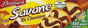 Brossard savane le classique g teau marbr au chocolat l for Papeterie brossard