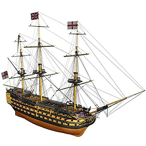Billing Boats 1:75 Scale H.M.S Victory Model Building Kit