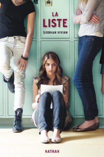 La liste (GRAND FORMAT DI) par Siobhan Vivian