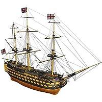 Billing Boats Facturación Barcos 1:75 Escala Kit HMS Victory Edificio Modelo