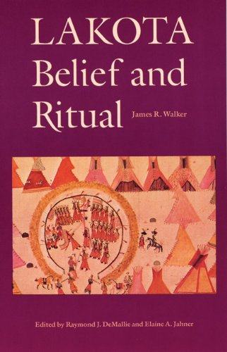 Lakota Belief and Ritual (English Edition)