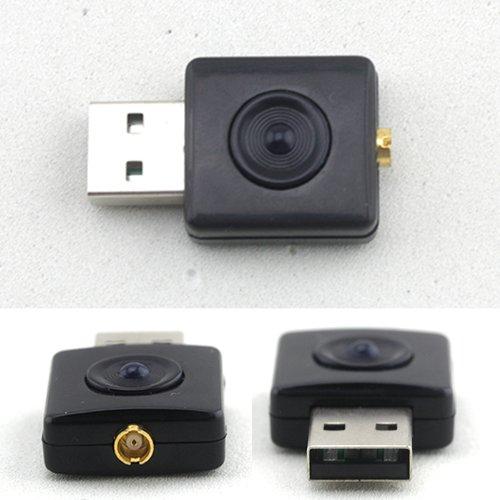 Klaritta-Trading USB Tuner Receiver für DVB-T & RTL-SDR Realtek RTL2832U & R820T DVB-T