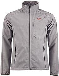 Halti Chaqueta mures para hombre 2 X L), color negro, chaqueta, hombre, color Peacoat Melange, tamaño XXL