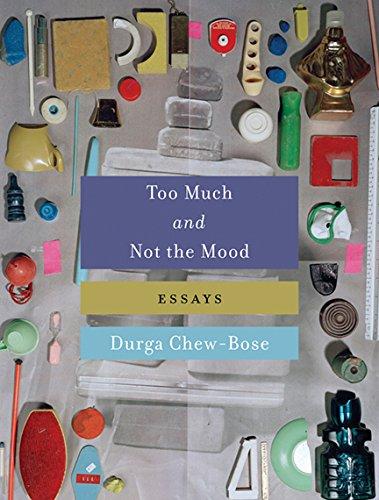 Preisvergleich Produktbild Too Much and Not the Mood: Essays