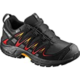 Salomon Kids XA Pro 3D CSWP Trail Running/ Outdoor Shoes, Synthetic/Textile