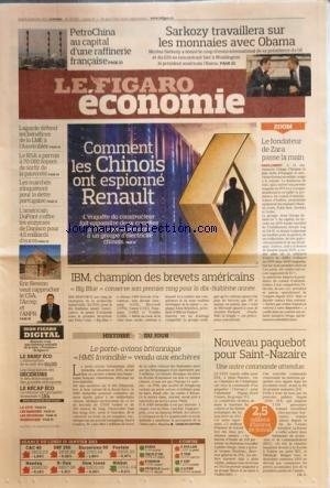figaro-economie-le-no-2065-du-11-01-2011-comment-les-chinois-ont-espionne-renault-le-fondateur-de-za