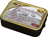 Bushcraft BCB-Mountain-Survival Kit, Bronze