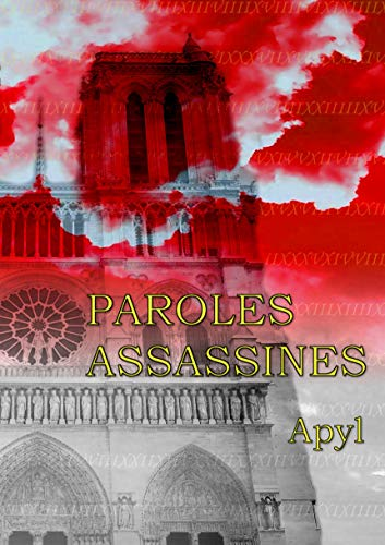 Couverture du livre Paroles Assassines