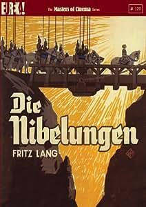 DIE NIBELUNGEN (Masters of Cinema) (DVD) [1924]