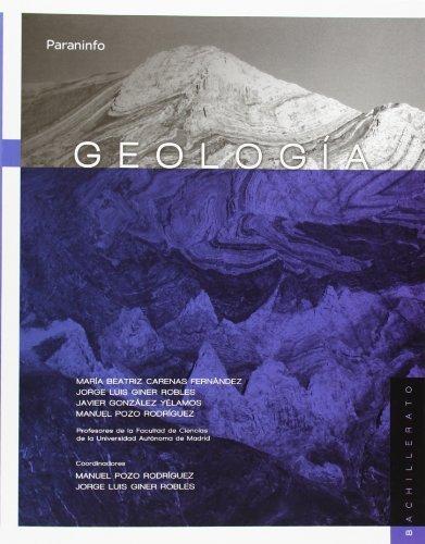 Geología por MARIA BEATRIZ CARENAS FERNANDEZ