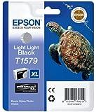 Epson T1579 Cartouche d'encre d'origine Gris Clair