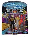 Lieutenant Commander Data in TNG First Season Uniform - Actionfigur - Star Trek The Next Generation von Playmates