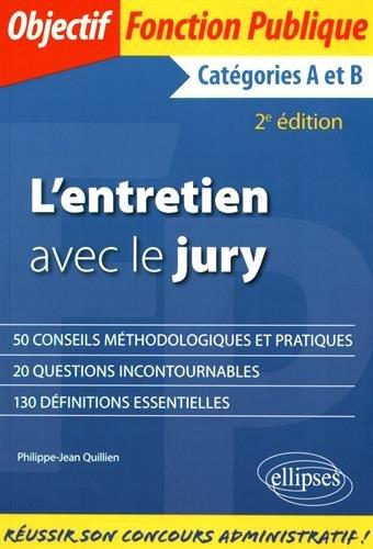 L'Entretien avec le Jury 2e Édition