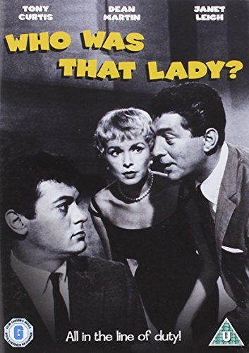 Who Was That Lady [DVD] [2006] by Tony Curtis