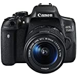 Take a Shot with the Canon EOS 750D 24.2 Digital SLR Camera  Struggling to capture the elusive light of your surroundings? Looking to capture the moment, just as it is? Then you need to take a look at the Canon EOS 750D 24.2MP Digital SLR Camera (Bl...