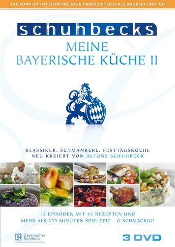 Schuhbeck Meine Bayerische Küche II (Film)   ähnliche Filme ...
