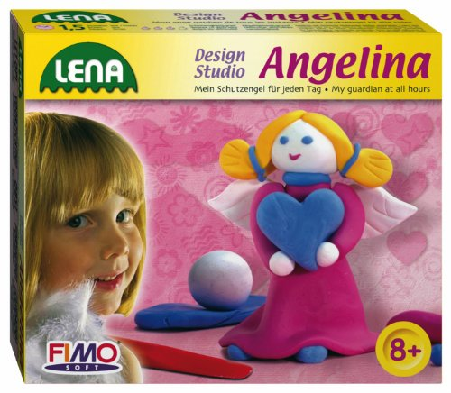 SIMM Spielwaren Lena 42556 - de modelage pour Angelina