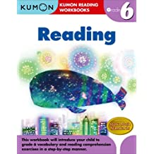 Reading Grade 6 (Kumon Reading Workbooks)