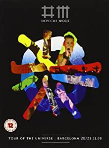 Depeche Mode - Tour of the Universe, Barcelona (Limited Edition Deluxe: 2 DVDs, 2 CDs)