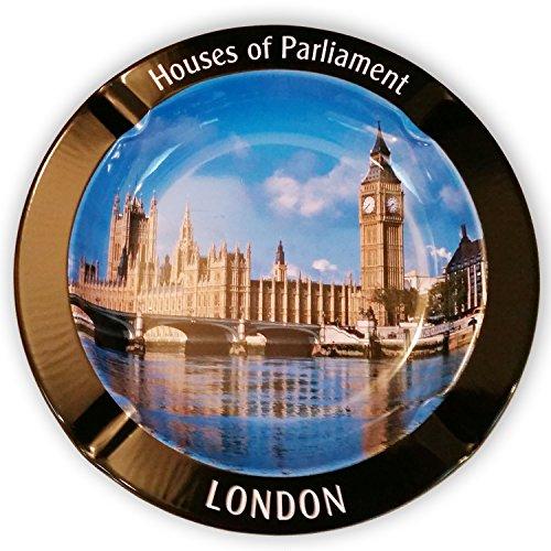london-souvenir-ashtray-cendrier-cenicero-aschenbecher-posacenere-houses-of-parliament-big-ben-100-q