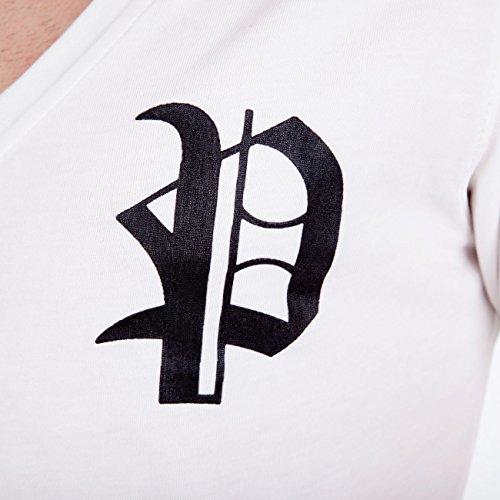 Philipp Plein T-Shirt you feel good Weiß