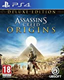 PS4 Assassin's Creed: Origins Deluxe Edition - PREOWNED