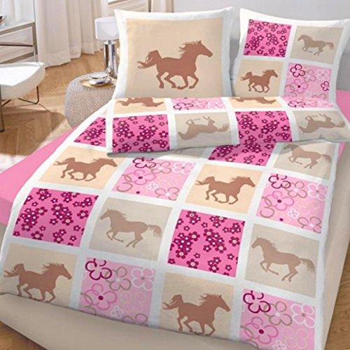 Biancheria da letto in flanella cavallo Cavalli