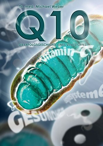 Co-Enzym Q10 por M. Weber
