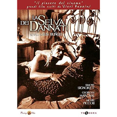 La selva dei dannati - Dannati Dvd