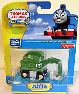 Buy Fisher Price Thomas And Friends Take N Play Alfie The