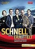 Schnell ermittelt - Gesamtbox 3. Staffel: Folge 19-28 [3 DVDs]