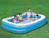 Jumbo-Pool ca. 269x175x51 cm
