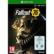 Fallout 76: S.*.*.C.*.*.L. Edition (Game + 3 Pin Badges) (Amazon EU Exclusive) (Xbox One)