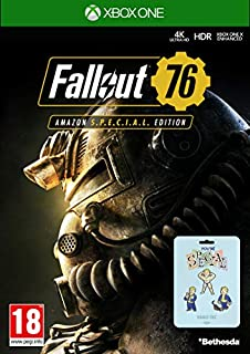 Fallout 76 - Amazon S.P.E.C.I.A.L édition (3 pins) (B07DDNZ9GV) | Amazon Products