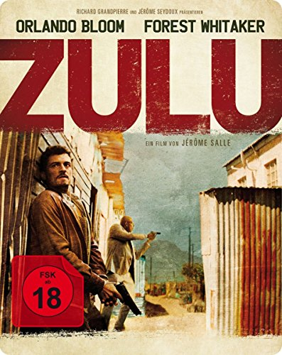 ZULU Steelbook [Blu-Ray]