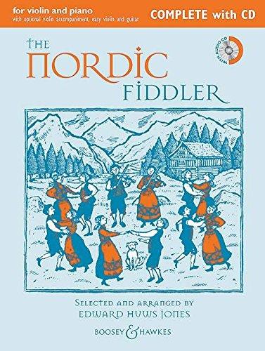 The Nordic Fiddler (Complete edition) (Fiddler Collection) por Edward Huws Jones