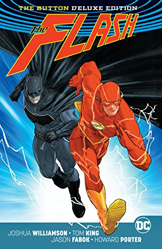 Batman/The Flash: The Button Deluxe Edition: International Version ...