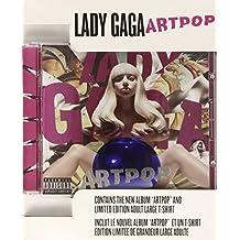 Artpop Bundle L(Cd+t Shirt) by Lady Gaga