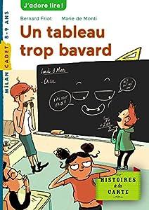 """Afficher """"Histoires à la carte Un tableau trop bavard"""""""