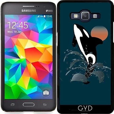 Coque pour Samsung Galaxy Grand Prime (SM-G530) - Orca by VanessaGF