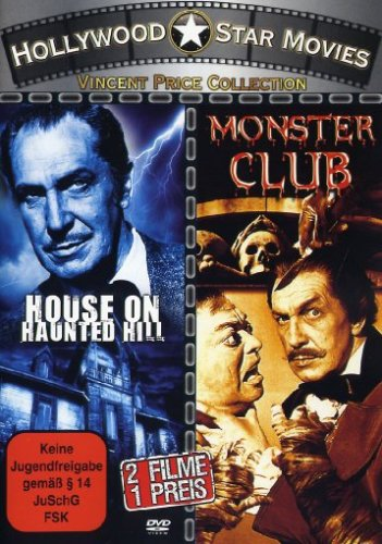 Hollywood Star Movies - House on Haunted Hill / Monster Club (Haunted-house-film)