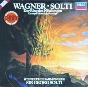 Wagner: Der Ring des Nibelungen (Auszüge) [Vinyl LP] [Schallplatte]