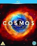 Cosmos: A Spacetime Odyssey [Blu-ray] [2014] [Region Free]