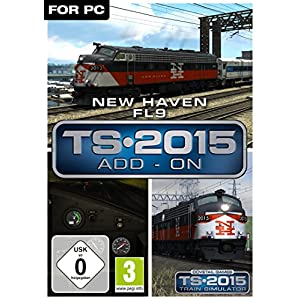 New Haven FL9 Loco Add-On [PC Steam Code]
